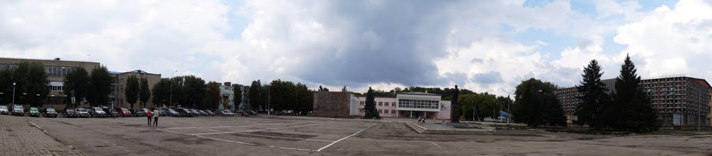 лето 2011, Зерноград