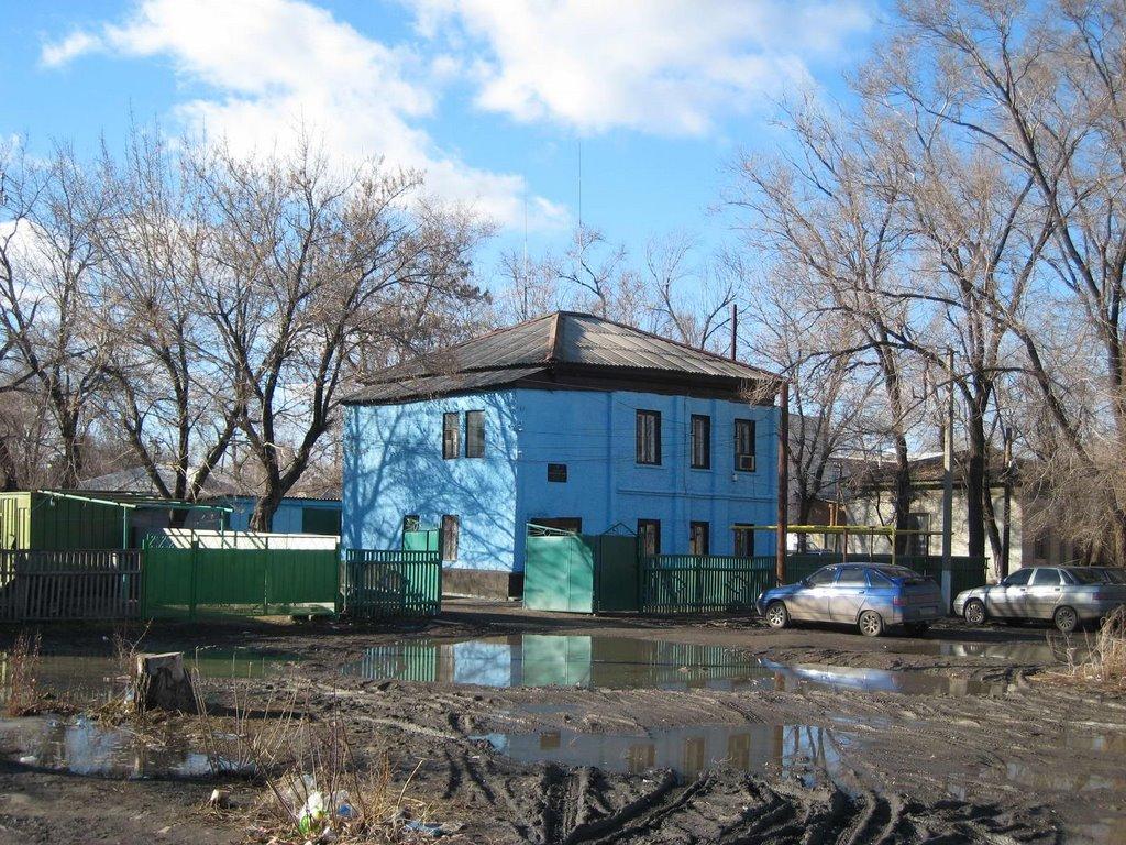 Вневедомственная охрана, Морозовск