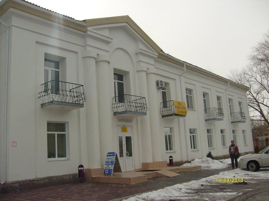 "Гостиница ""Восток"", Морозовск"