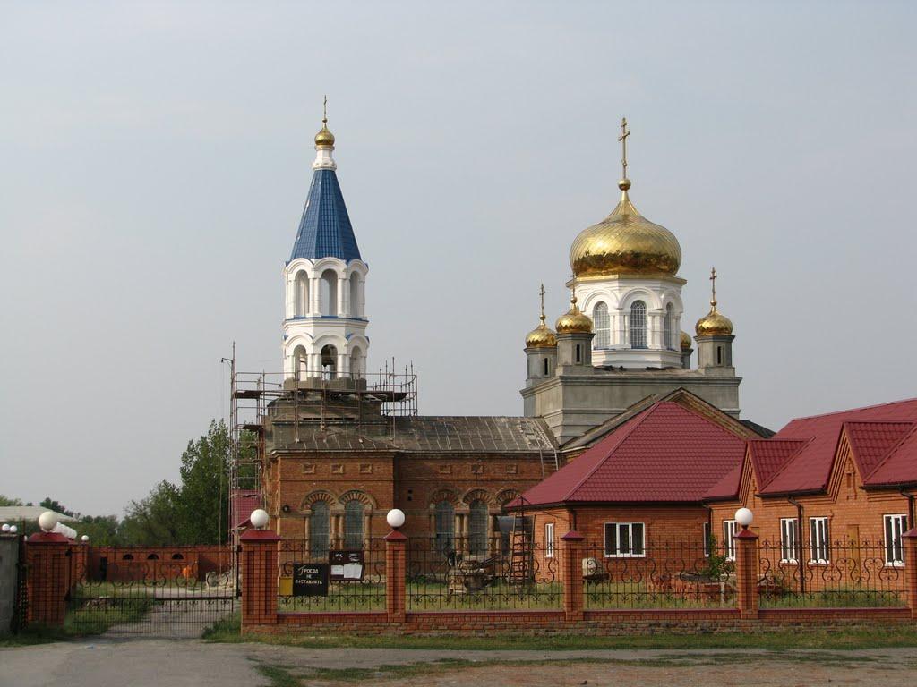 храм Рождества пресвятой Богородицы, Морозовск