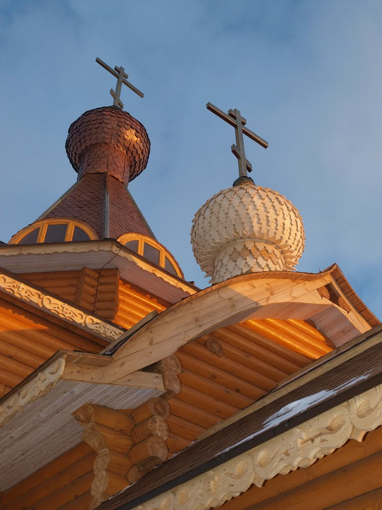 Рыбновский храм, Рыбное