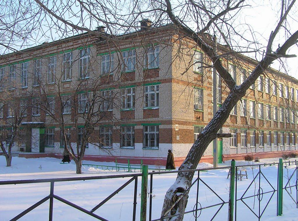 Профессиональное училище №19, Нефтегорск