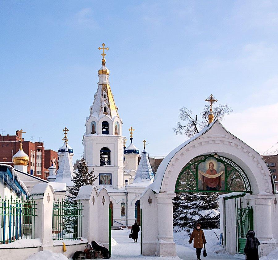 Собор на Ленинской, Самара