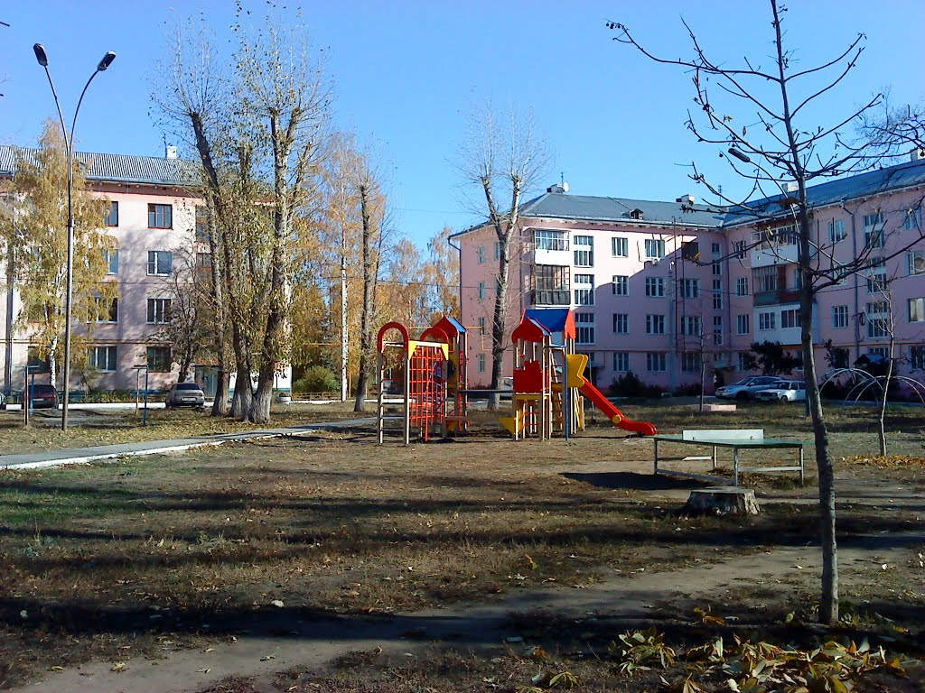 Детская площадка, Тольятти