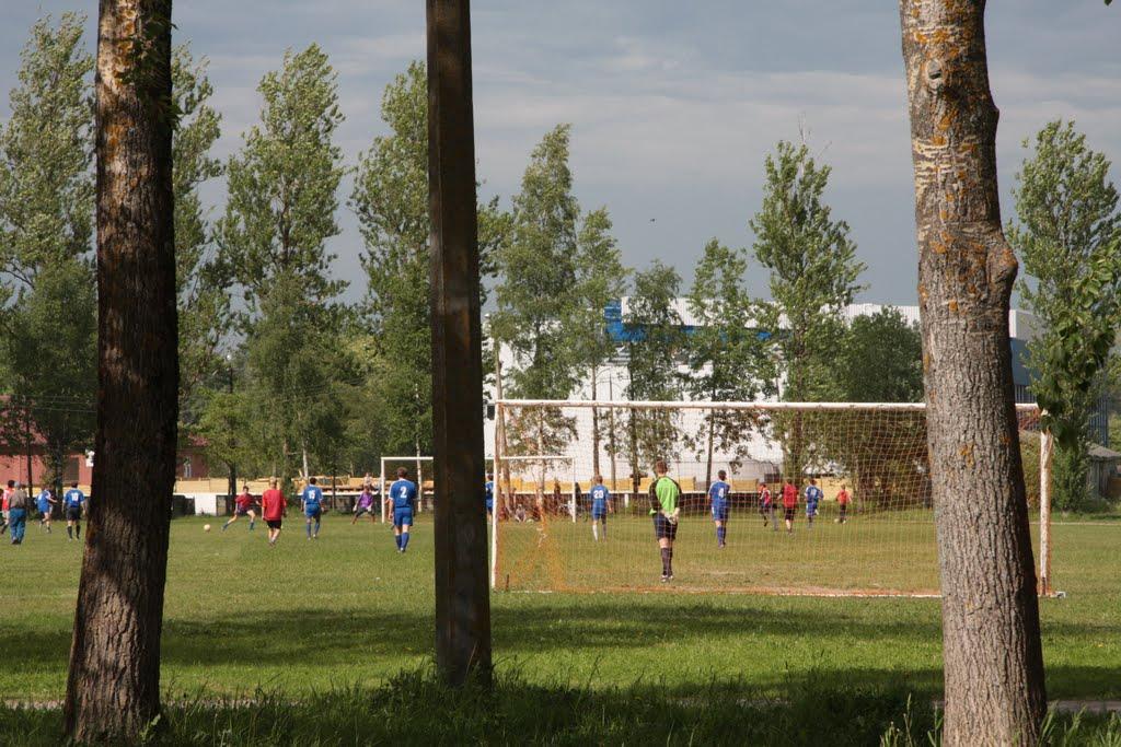 Футбольное поле, Коммунар