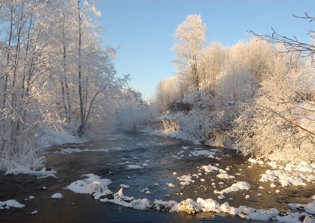 Мороз, Пикалёво
