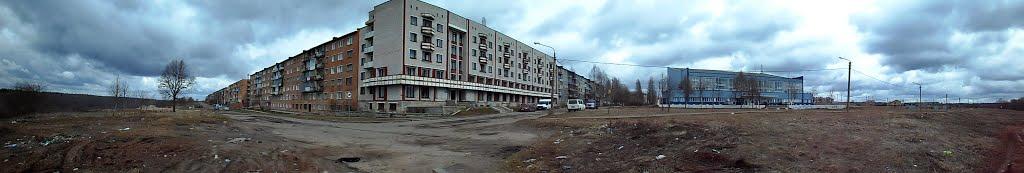 """Гостиница """"Металлург """". Das Hotel """"Metallurg"""", Пикалёво"""