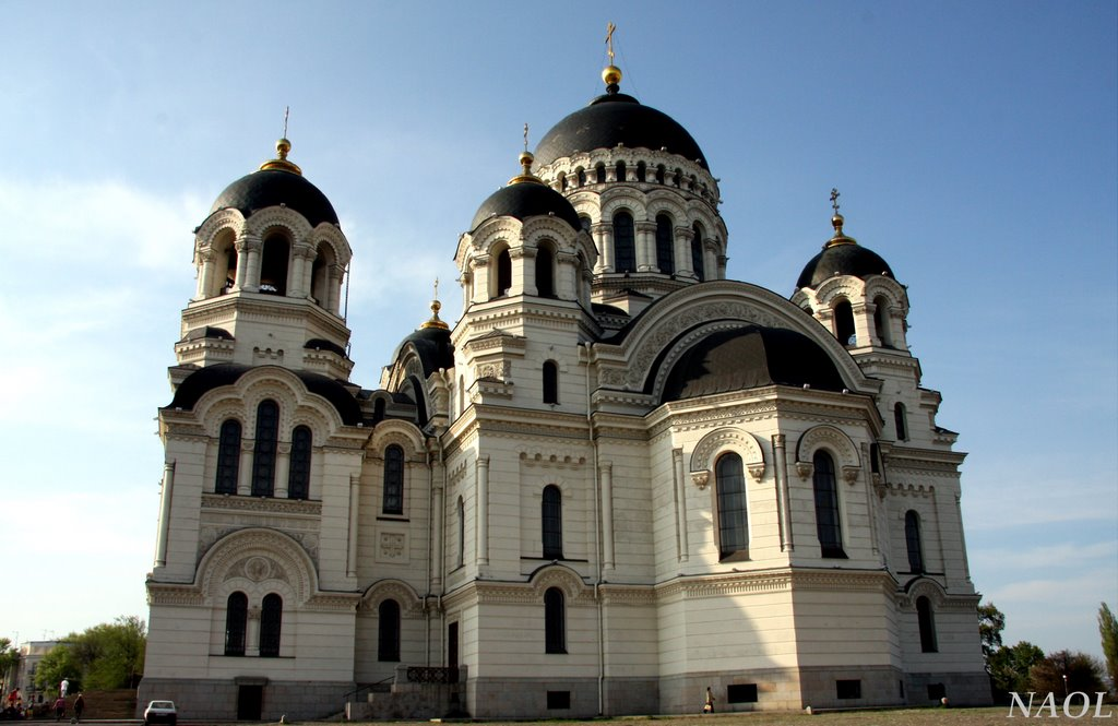 Orthodox cathedral, Александровская
