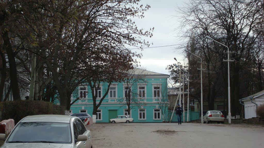 Улицы Новочеркасска, Александровская