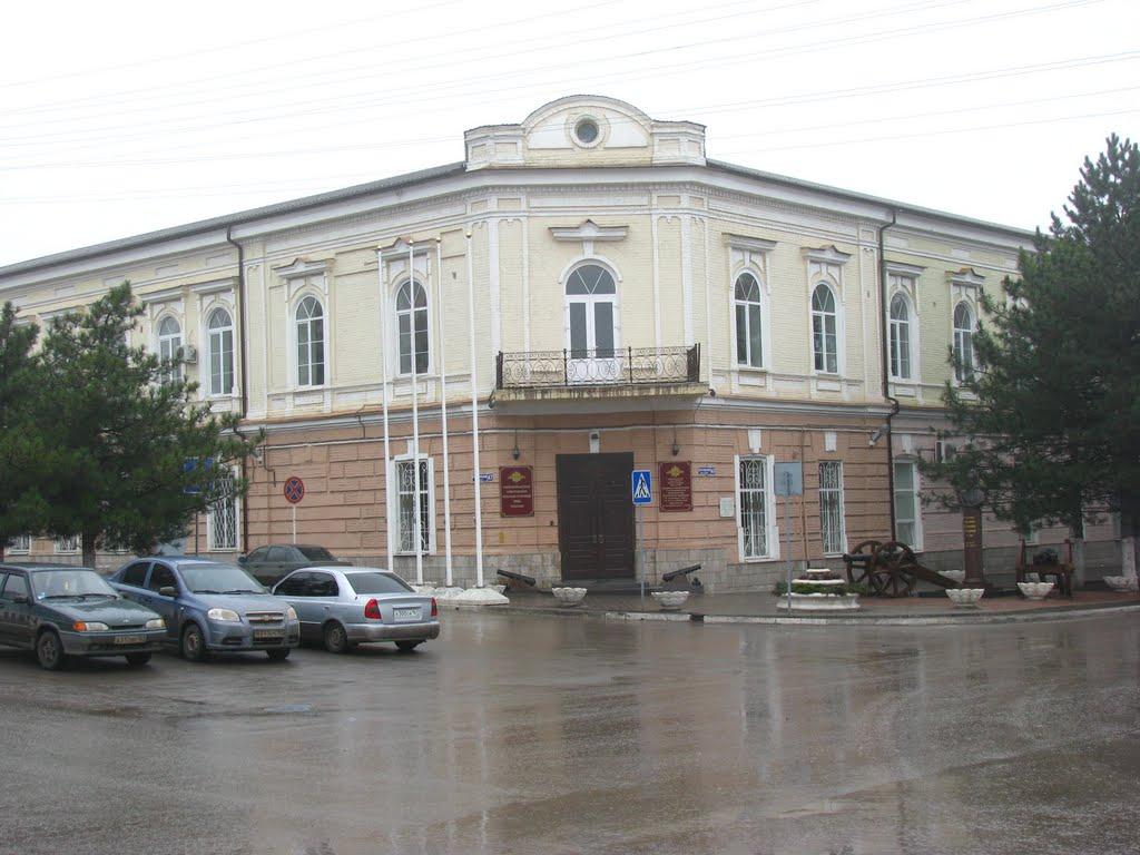 Суворовское училище в Новочеркасске, Александровская