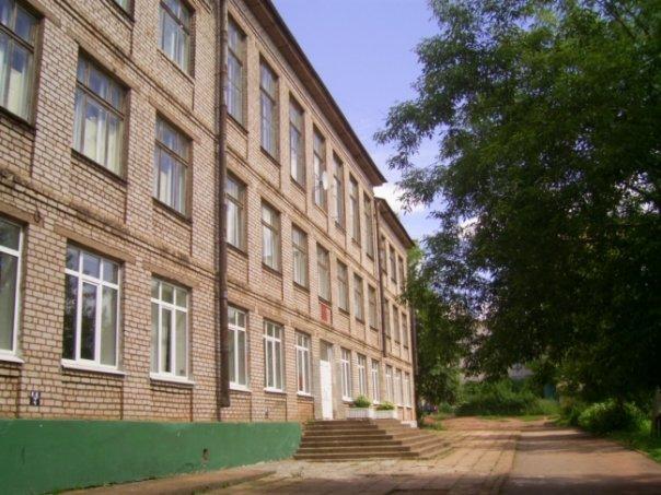 Школа №3, ул. Социалистическая, Бокситогорск