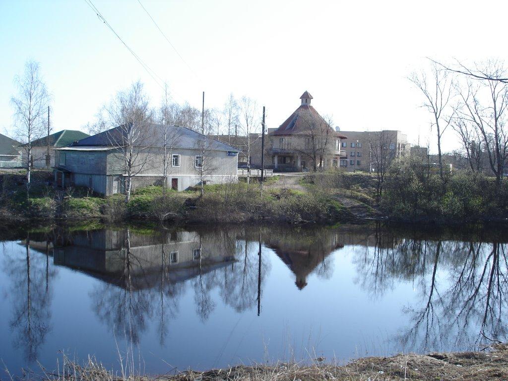 Boksitogors, Бокситогорск