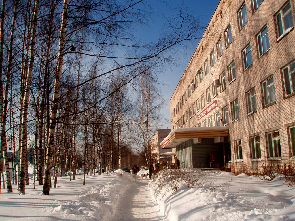 Поликлиника / Policlinic, Всеволожск