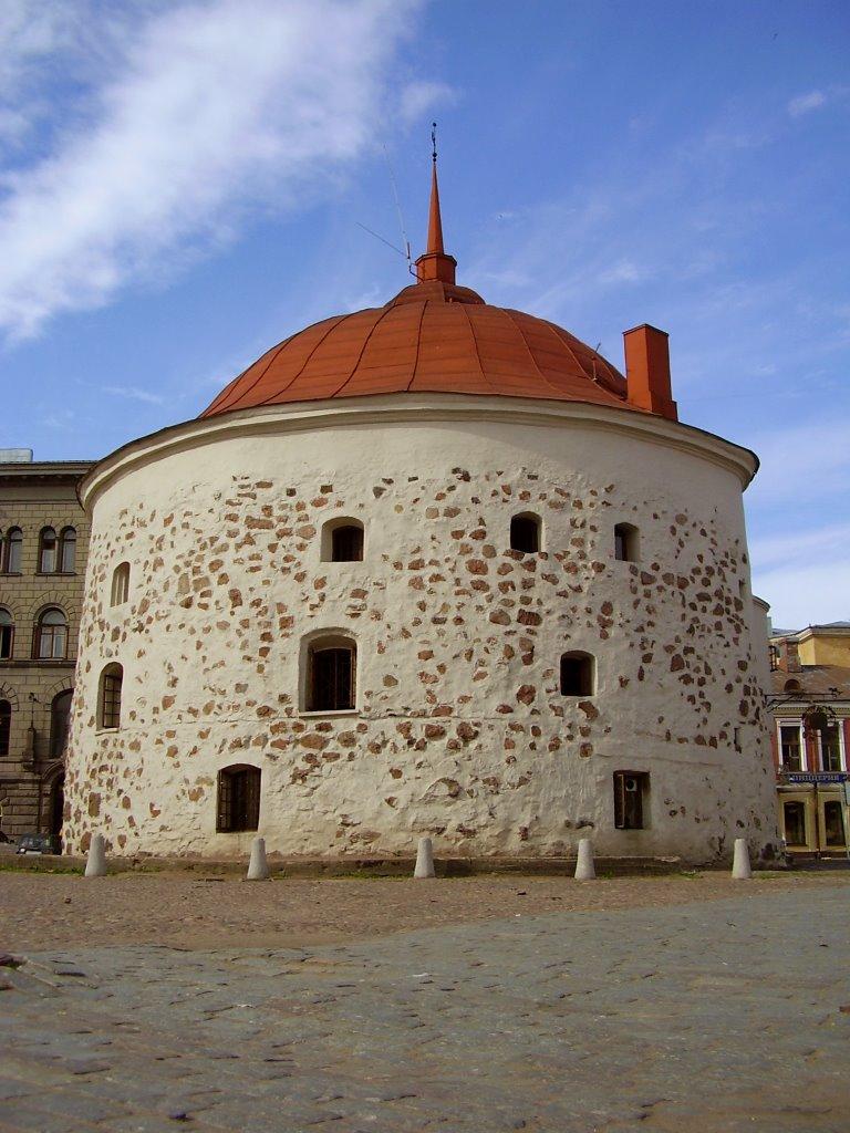 Round Tower, Выборг
