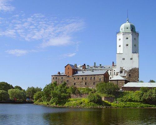 Vyborg castle, Выборг