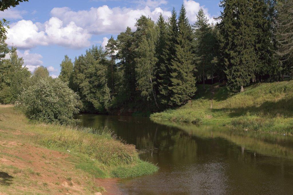 Вырица, Оредеж (Vyritsa,Oredegh), Вырица