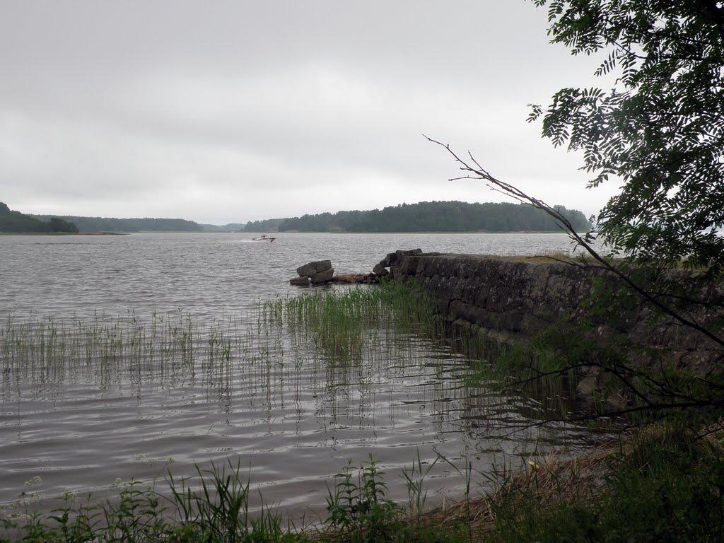 Бухта, Высоцк