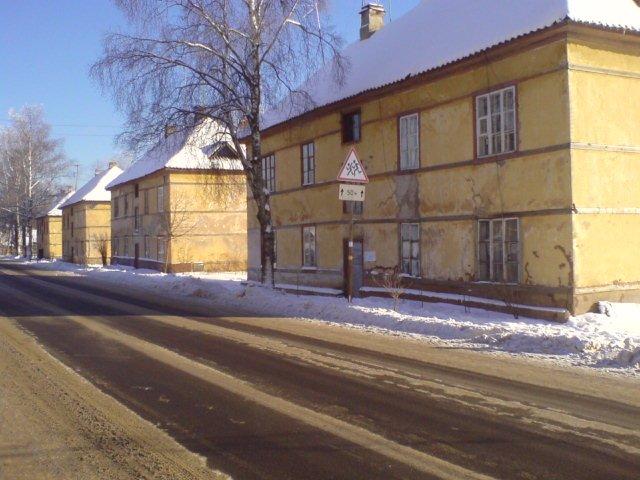 Buildings aka flashpoint, Дружная Горка