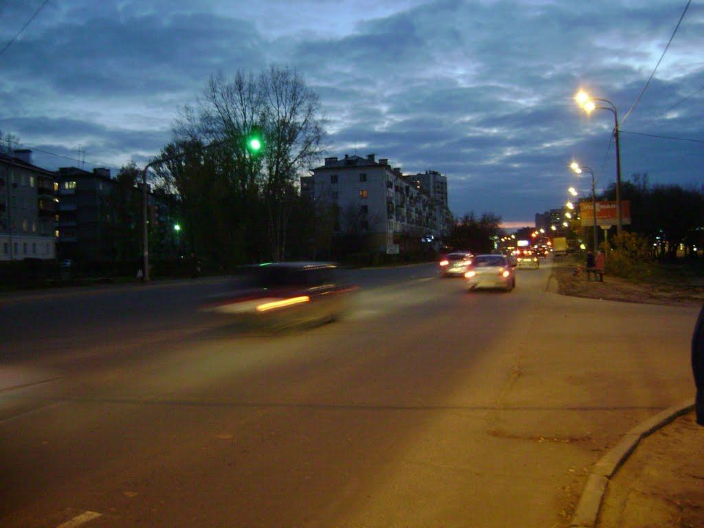 Дорога, Дубровка