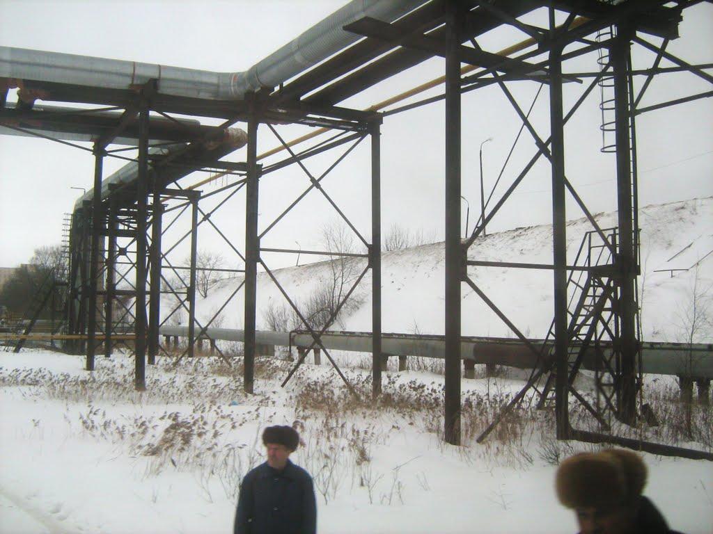 Трубопровод, Кириши