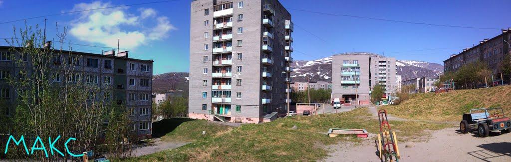 кировск 28 мая 2010, Кировск
