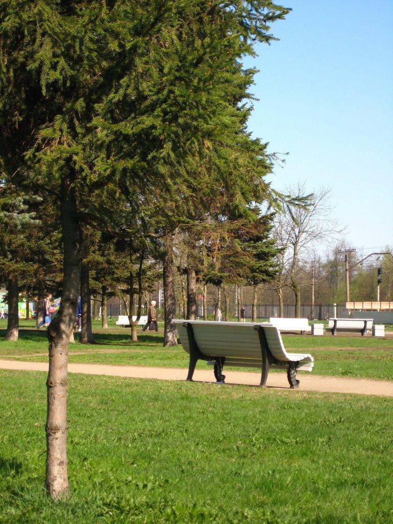 Bench, Колпино
