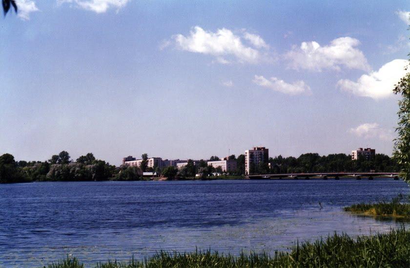 Старый район - 1998 г., Колпино