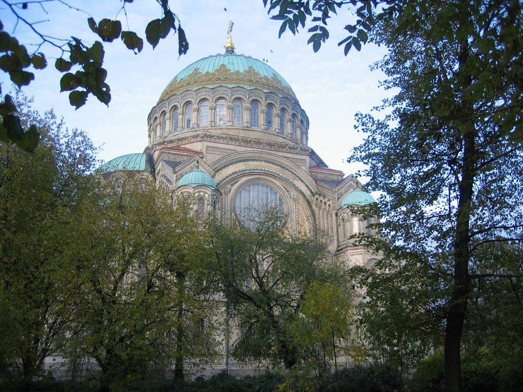 Kronstadt, Cathedral, Кронштадт