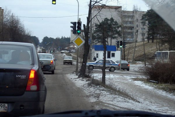 Cruce Pobeda - Urizkogo, Луга