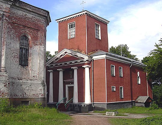 Iglesia de Sta. Catalina, Луга