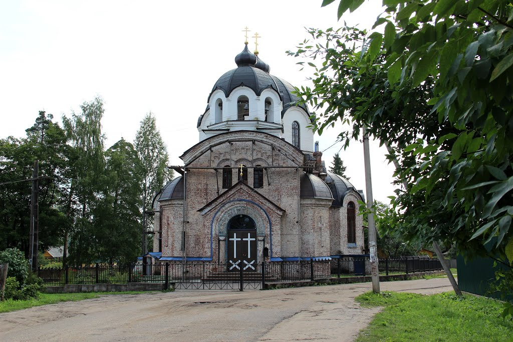 Собор Казанской иконы Божией Матери, 1904 г., Луга
