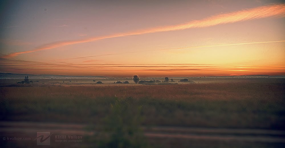 Morning near Voronez, Павловск