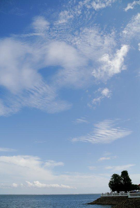 Oblaka, Петродворец