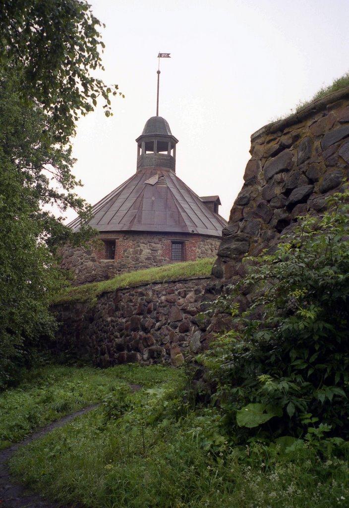 Крепость Корела (Keksholm), Приозерск