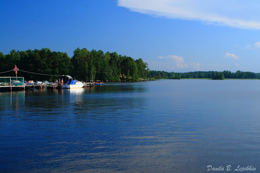 Fishing!, Приозерск