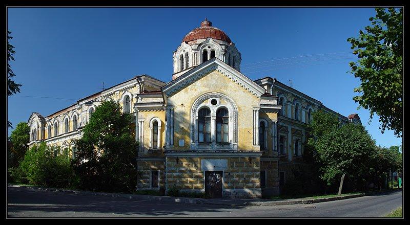 Pushkin. Building, Пушкин
