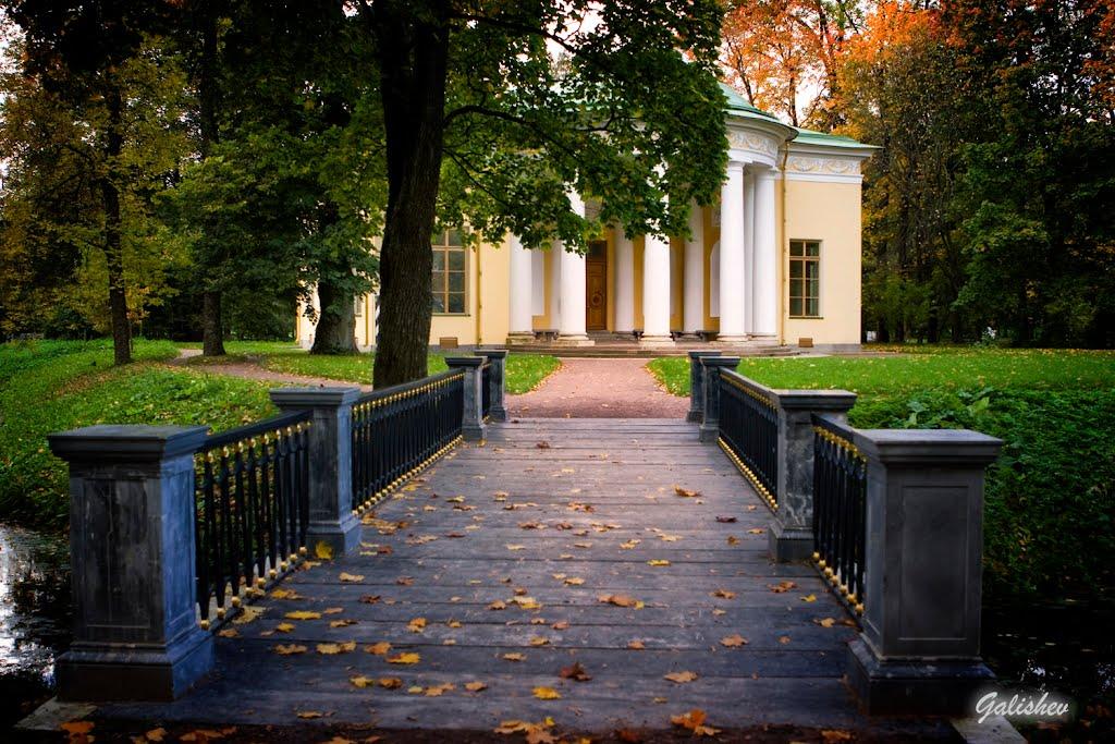 Concert Hall. The Architect Giacomo Quarenghi (1780) Pushkin / Tsarskoe Selo, Пушкин