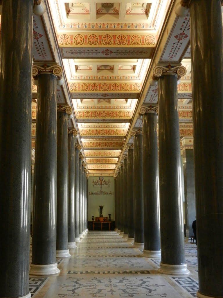 Государственный Эрмитаж - Hermitage, Санкт-Петербург