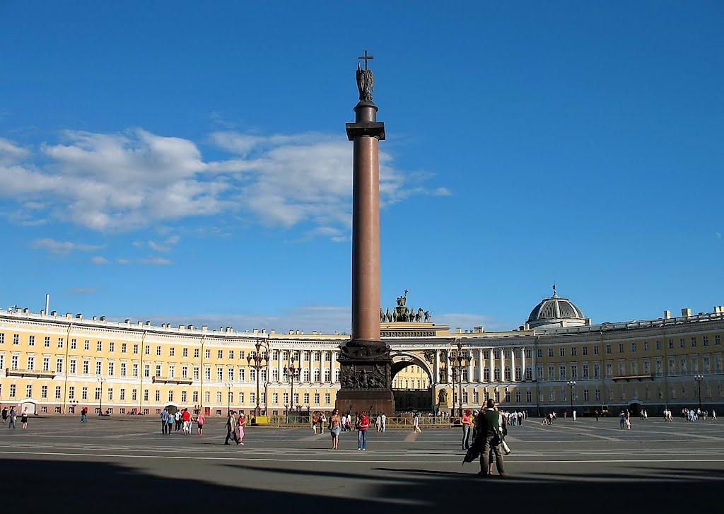 Palace Square, Санкт-Петербург