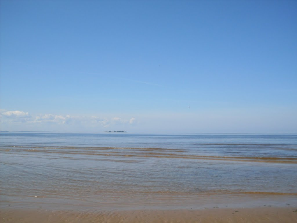 Blue water., Сестрорецк