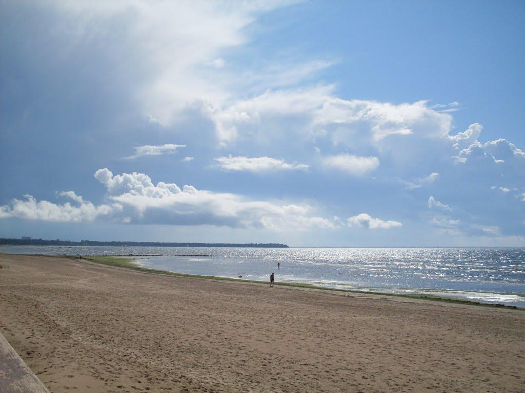 Beach., Сестрорецк