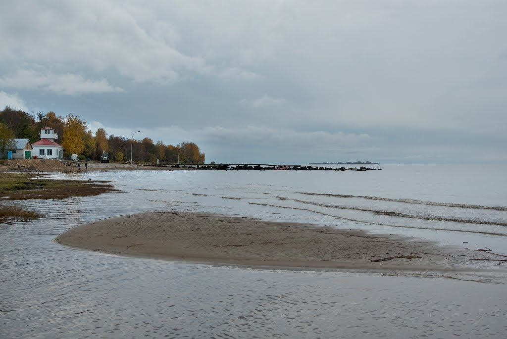 Два острова, Сестрорецк