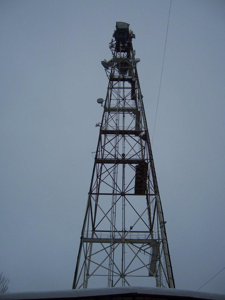 Телевышка  (26.11.2008.  г.Сланцы), Сланцы