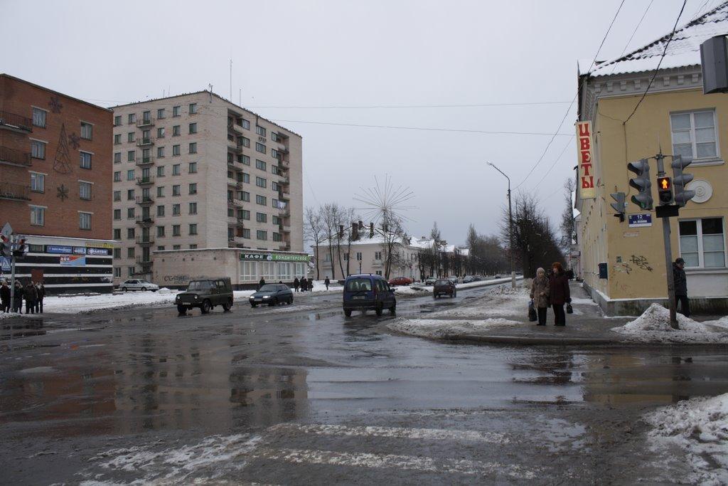 ul. Kirova, Сланцы