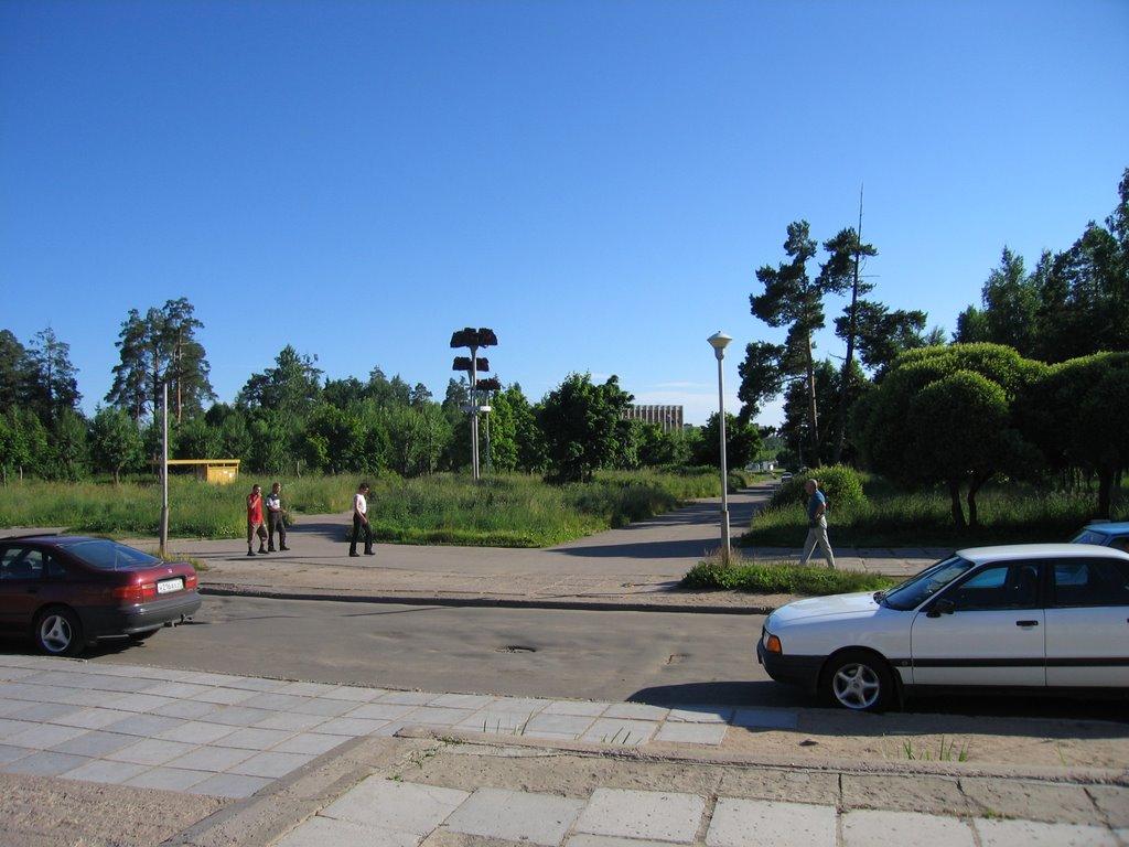 Sosnovy bor, Сосновый Бор