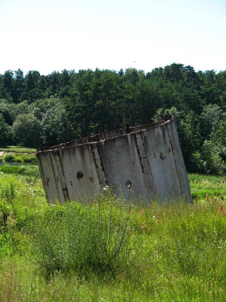 Odd Ruin, Сосновый Бор