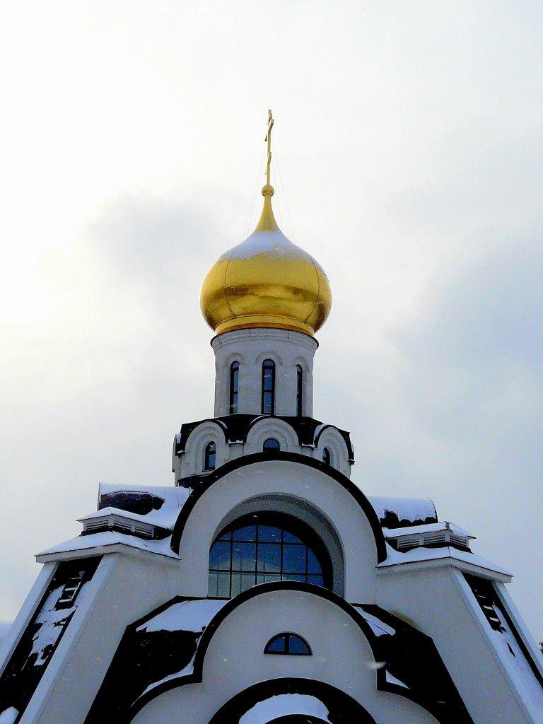 Церковь, Сосновый Бор