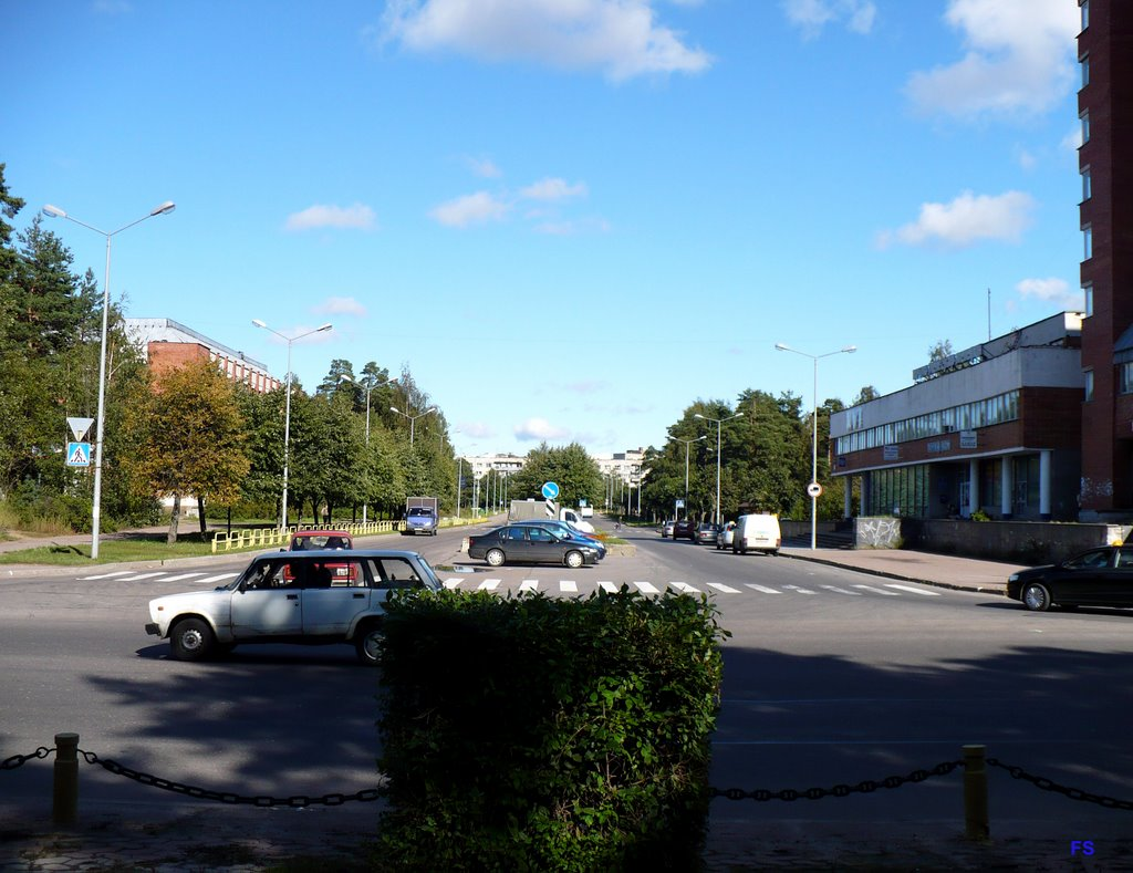 50 let Oktjbrj ul. SBOR., Сосновый Бор