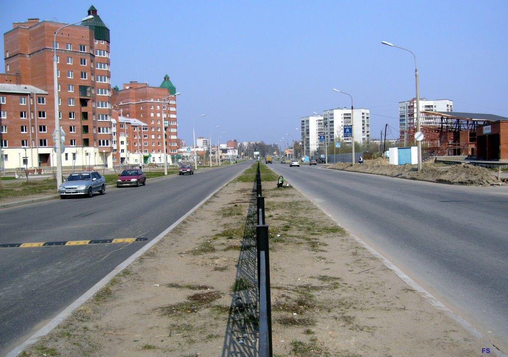 Prospekt Geroev3. SBOR., Сосновый Бор