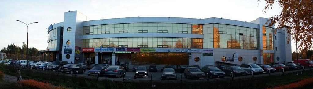 Торговый центр, Сосновый Бор
